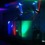 présentation jeux lumières photos de soirées kyoztù anim